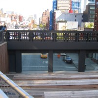 The High Line: Good Sitting Places