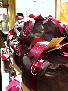 Panettone Time! The Eataly Version