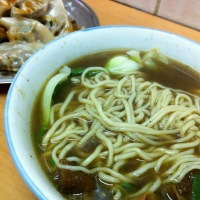 Noodles in Chinatown: Lam Zhou Handmade Noodle
