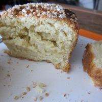 Lemon Brioche, Eataly
