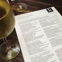 London:  British & Irish Cheese & Wine