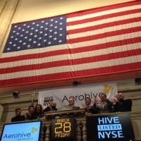 NYSE Closing Bell!