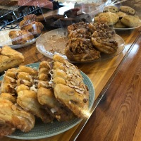 Sea Ranch:  Twofish Baking